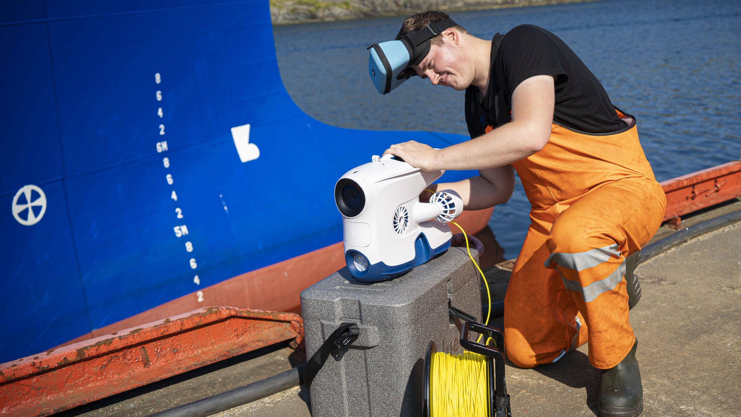 BSSE Undervannsinspeksjon 04515